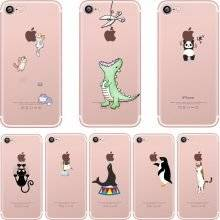 Funny Animals Printed iPhone Case