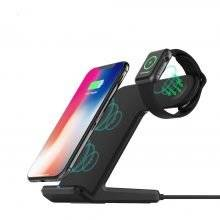 Wireless Charger for Smartphones and Smartwatches