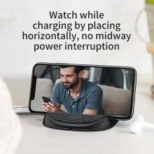 Stable Design Silicone Wireless Charger Station