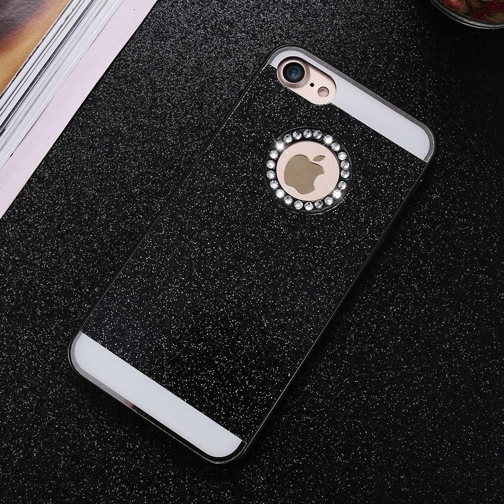 Glamour Glittery Case for iPhone