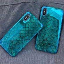 Mermaid Holographic Case for iPhone