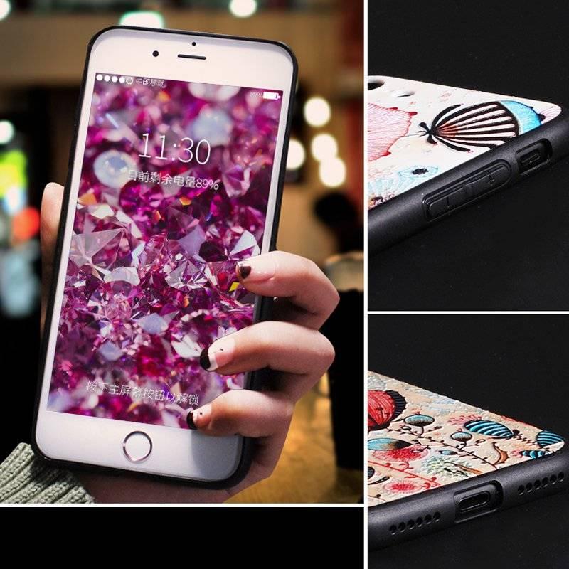 Luxury 3D Back Cases