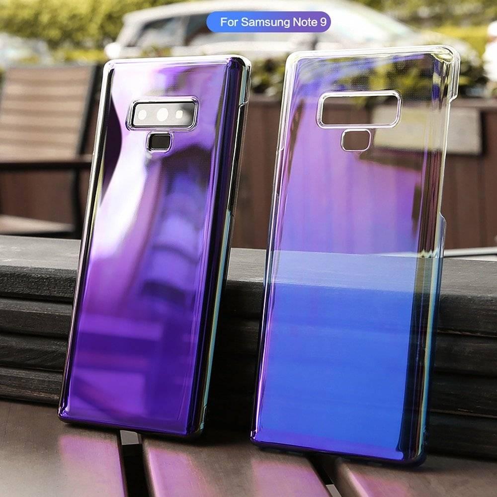 Transparent Design Phone Case for Samsung