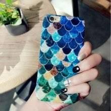 Creative Protective Colorful Plastic Phone Case