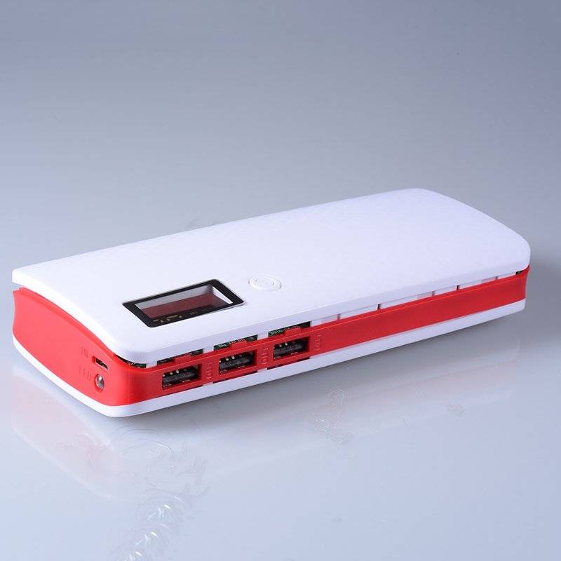 Portable USB LED Power Banks