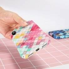 Pastel Patterned Case for iPhone