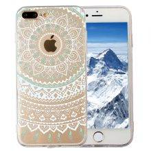 Mandala Soft Phone Case for iPhone