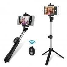 Smartphone Bluetooth Selfie Stick