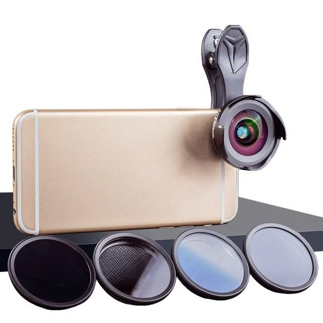 Universal Professional High Definition Phone Camera Lenses Kit
