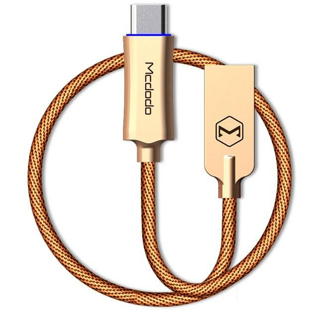 Reversible Fast Charging USB Type C Cable