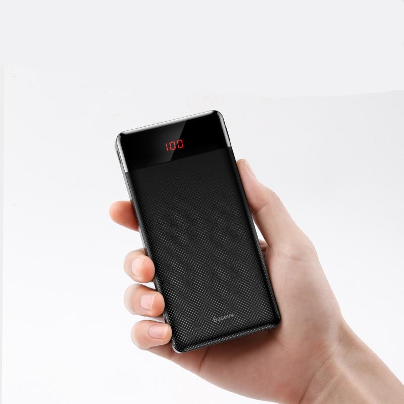 Useful Portable Fast Charging Dual USB Power Bank