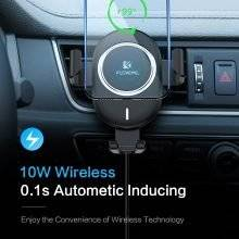 Air Vent Mount Qi Wireless Charger