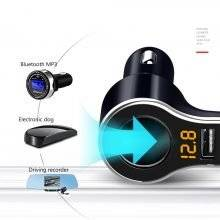 Dual USB Car Adapter with Fast Charging