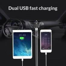 2.4A Dual USB Car Charger