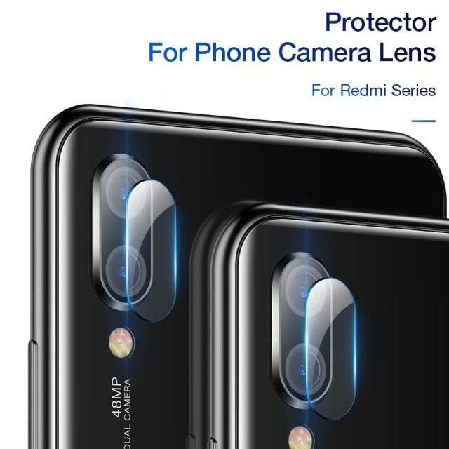Tempered Glass Camera Lens Films for Xiaomi