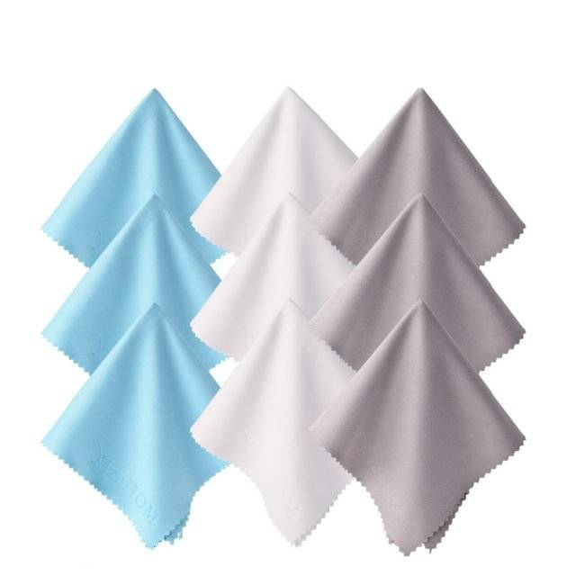 Microfiber Cleaning Cloth for Mobile Phone Screen