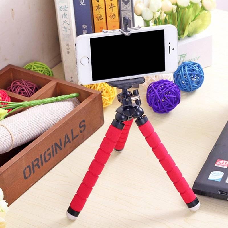 Mini Flexible Tripod for Mobile Phone