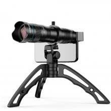 Large 36x Telescope Phone Lens with Tripod