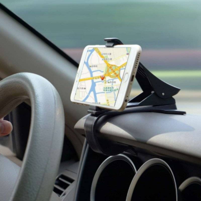 Antiskid Adjustable Car Phone Holder