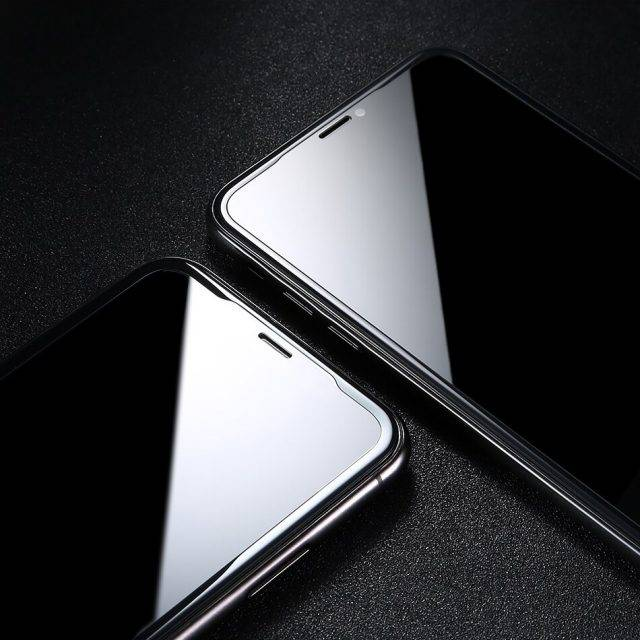 3D Curved Design Full Coverage Tempered Glass for iPhone