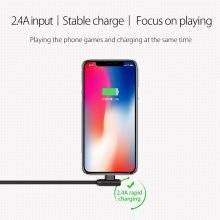 Fast Charge Gamer Friendly USB Cable For iPhone