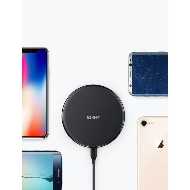 Slim Qi Wireless Charger