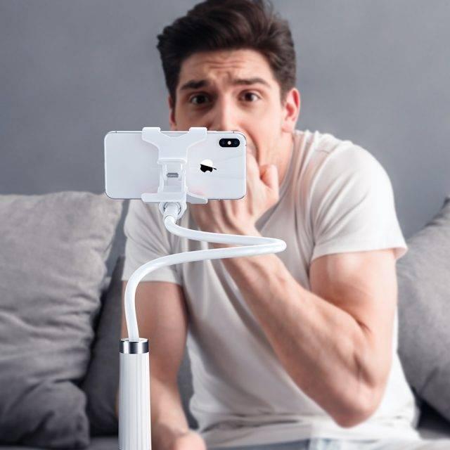 Flexible Phone Holding Arm