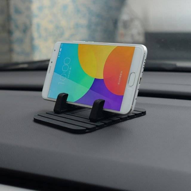 Car Anti-Slip Soft Phone Mats