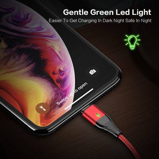 Micro USB Magnetic Design Charging Cable