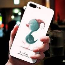 Lovely Animals Print Case for iPhone