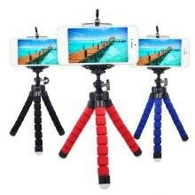 Universal Phone Tripod with Flexible Legs