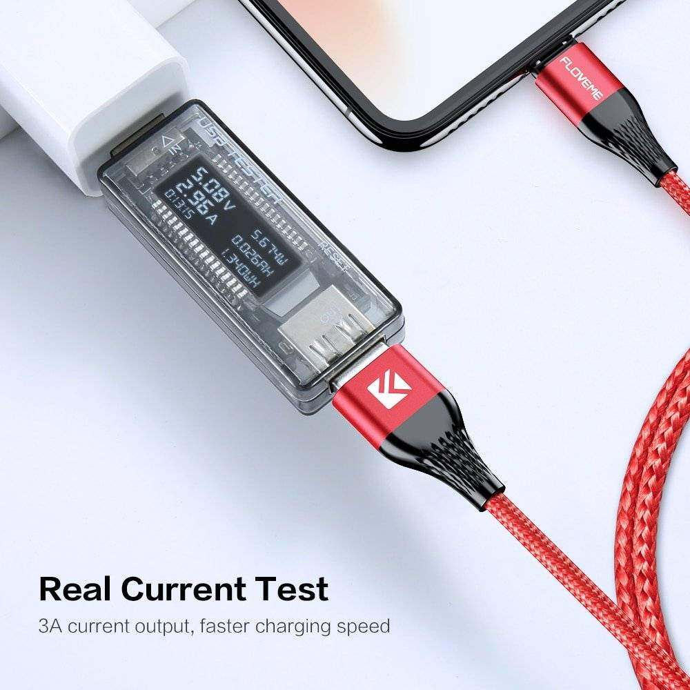 Magnetic Design Lightning Charging Cable