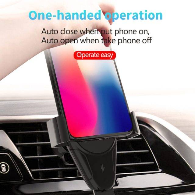 2 in 1 Phone Car Charger and Holder