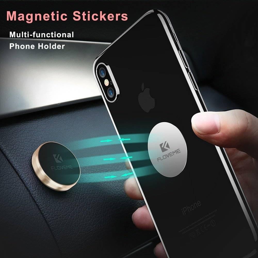 Magnetic Universal Car Phone Holder