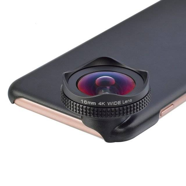 Wide Angle Phone Case Lens Kit for iPhone
