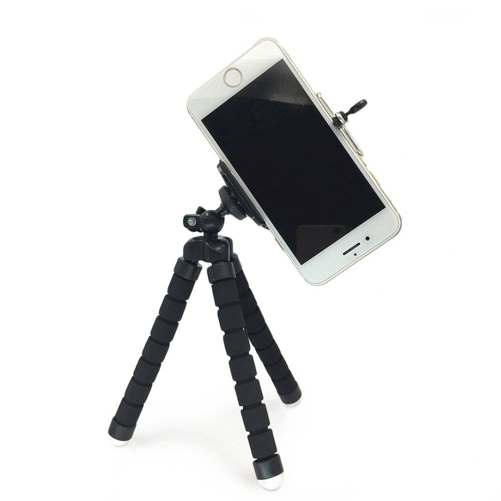 Mini Flexible Octopus Tripod for Mobile Phone