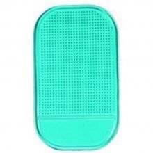 Colorful Anti Slip Car Phone Mat Color : Green