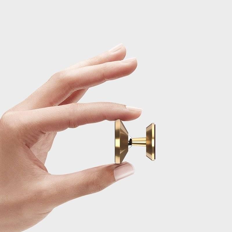 Universal Rotatable Magnetic Car Phone Holder