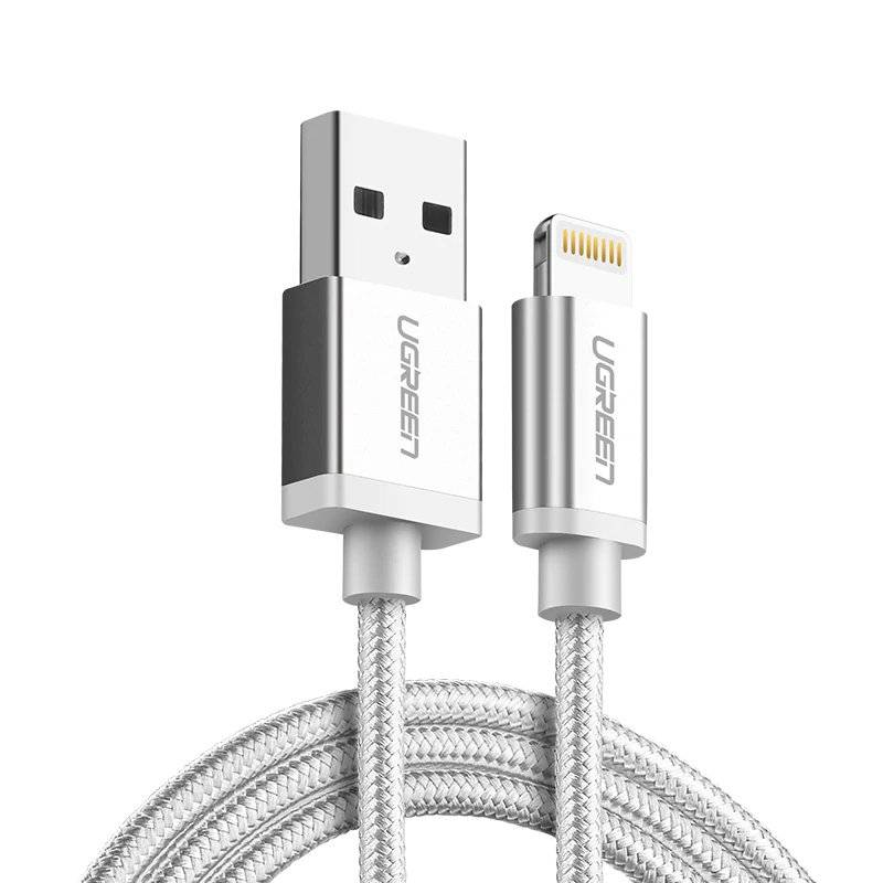 Colorful Braided USB to Lightning Cable