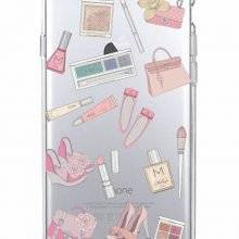 Fashion Makeup Soft Phone Case for iPhone, Samsung