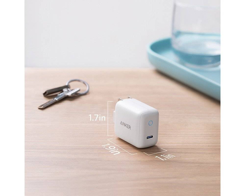 Compact Type-C Wall Charger