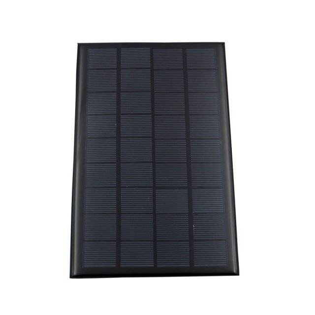 9V 3W 330mA Portable Mini Solar Panel