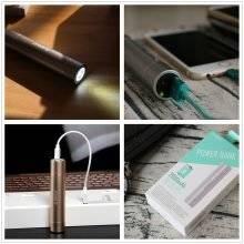 2600 mAh Portable External Battery for Smartphones