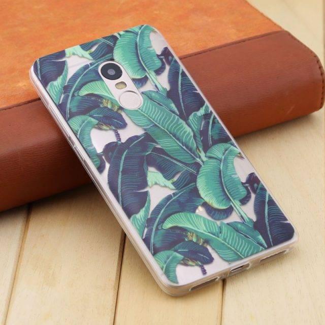 Soft TPU Silicone Phone Case