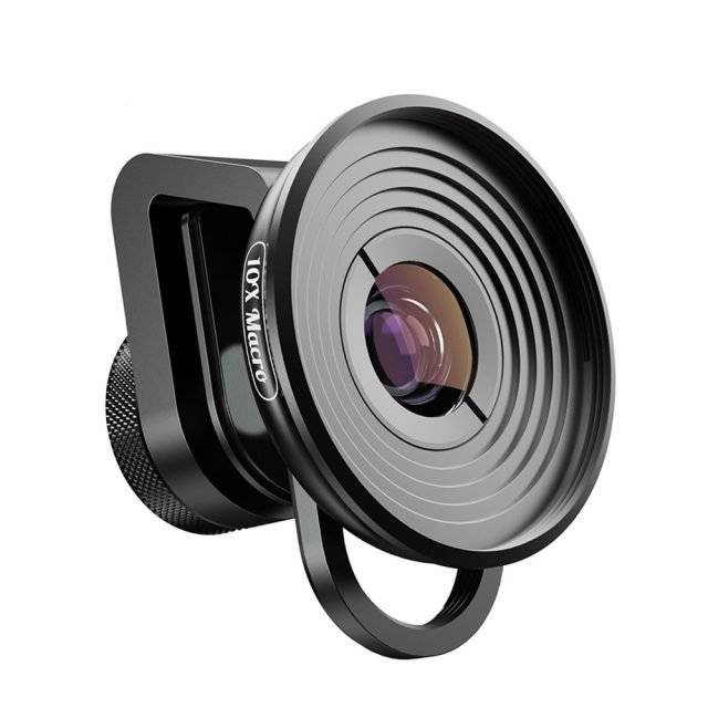 Universal Mini 10x Macro Phone Lens
