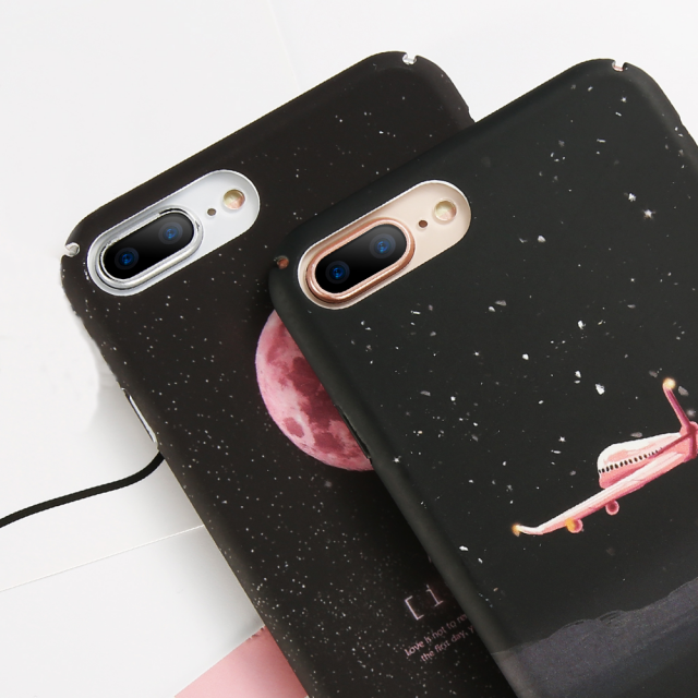 Fashion Hard Plastic Case for iPhone