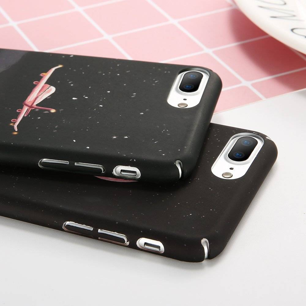 Fashion Hard Plastic Case for iPhone
