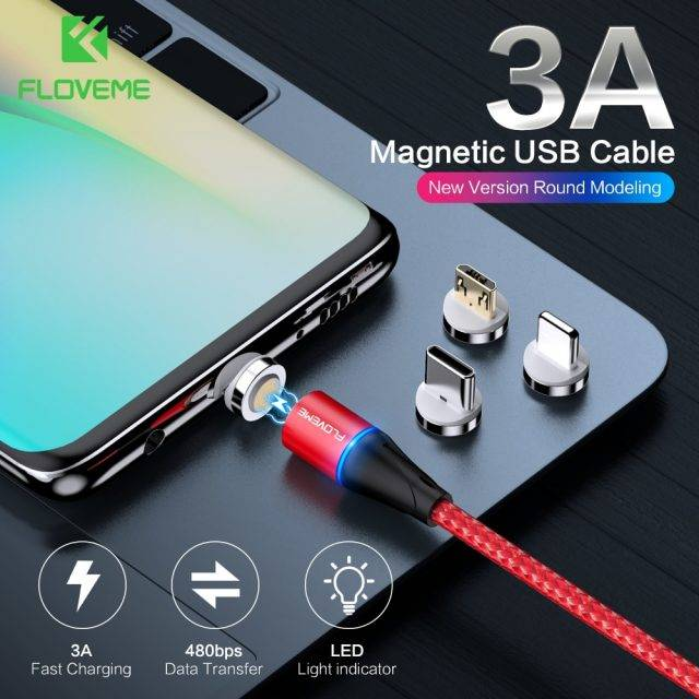 Magnetic Multi Type Phone Charging Cable