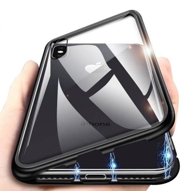 Magnetic Case for iPhone