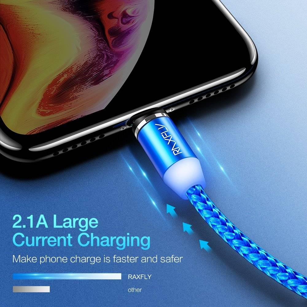Magnetic Charger USB Cable
